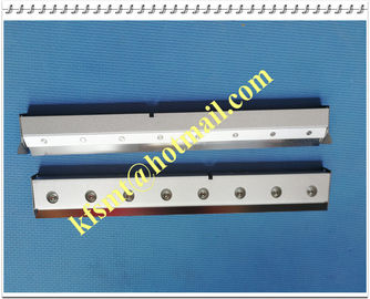China Orginal Screen Printing Machine Parts / 483mm 133587 Metal DEK Squeegee Blade With Holder supplier
