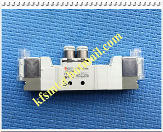 China 0.2 ~ 0.7MPA SMC Solenoid Valve N510063838AA CM402 / CM602 Valve VQZ1321-5M01-C6-X555 supplier