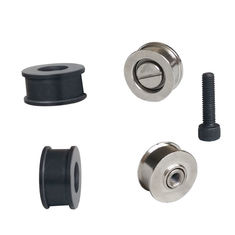 China Metal SMT Feeder Parts / YAMAHA YS12 Machine Pulley Conv Assy  KV7-M9140-00X KGY-M9140-A0 supplier