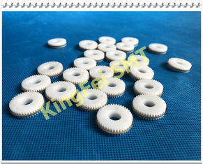 China Metal And Platic SMT Feeder Parts CP45 8MM Forming Gear J7265087A J7265086A For Samsung CP40 Machine supplier