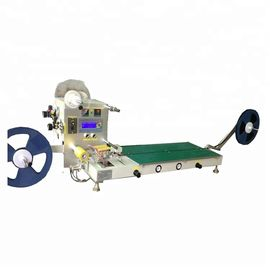 China Semi-Auto SMD Taping Machine For SMD Components Packaging Tape Machine supplier