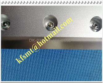 China Metal Screen Printing Machine Parts , 250mm DEK Squeegee Holder And Blade Sets 133584 factory