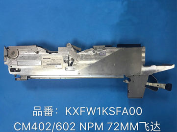 China Panasonic CM404/602 NPM Feeder KXFW1KSFA00 72MM Tape Feeder DC24V factory