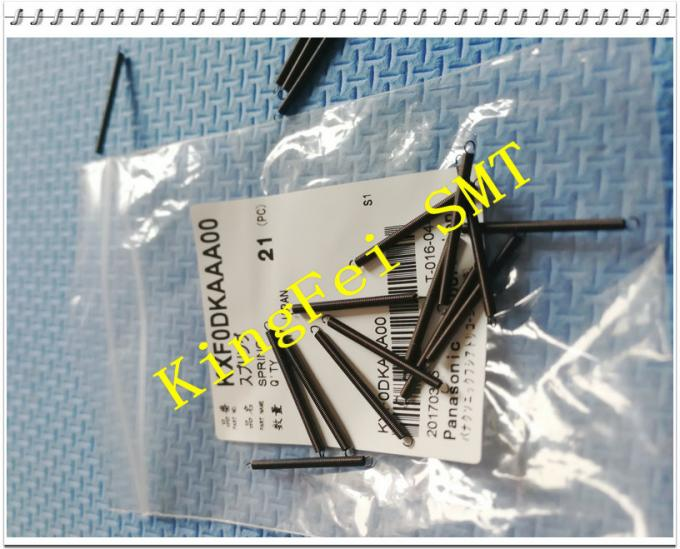 Metal Material Spring KXF0DKAA00 Panasonic CM402 Nozzle Holder Spring 8NH