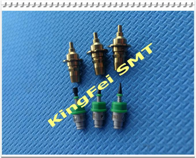 Green Color JUKI 7505 SMT Nozzle For RSE RS-1 Surface Mount Machine