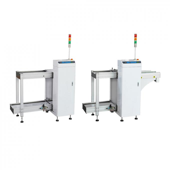 SMT PCB Loader For SMT Pick And Place Machine 0.4mm Min Thickness