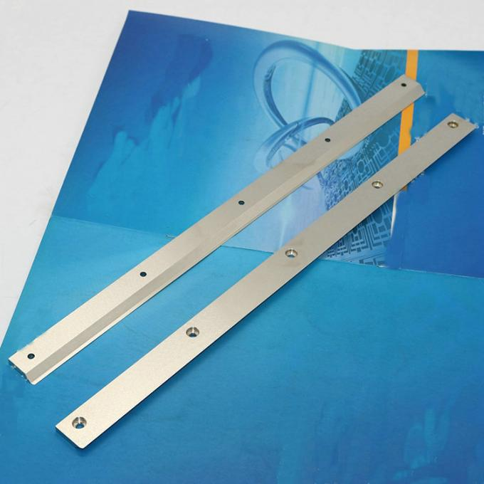 Stainless Screen Printing Machine Parts GKG Top Clamp Blade 360mm G2G3G5G9